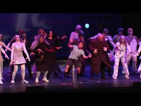 "2017 HSMTA Overall Production Nominee: Jackson Christian School, ""Addams Family"""