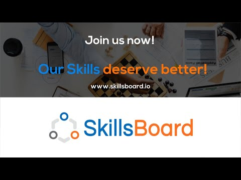 SkillsBoard Introduction