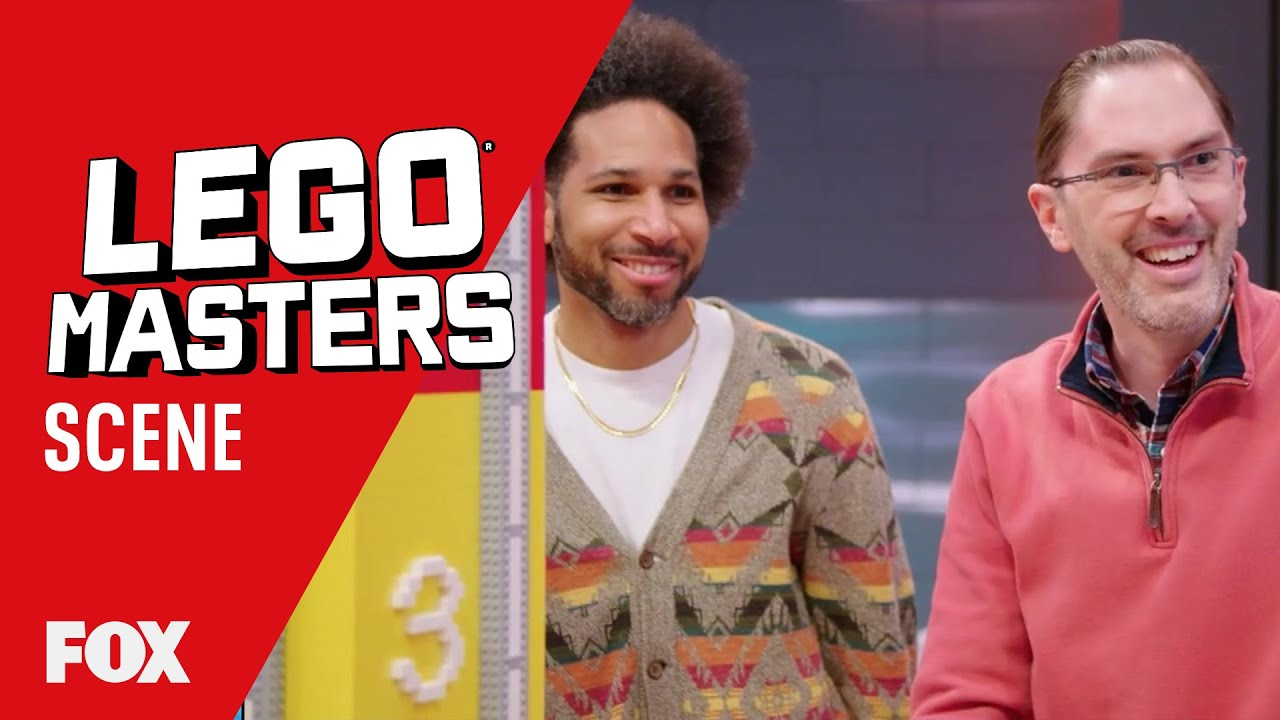 Height With A High Concept | Season 2 Ep. 3 | LEGO MASTERS
