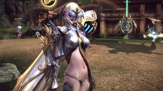 TERA - Steam version - 2017 gameplay - Valkyrie - Part 7 - Bastion of Lok