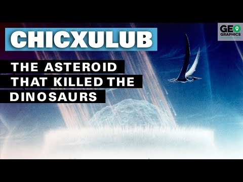 Chicxulub: The Asteroid that Killed the Dinosaurs