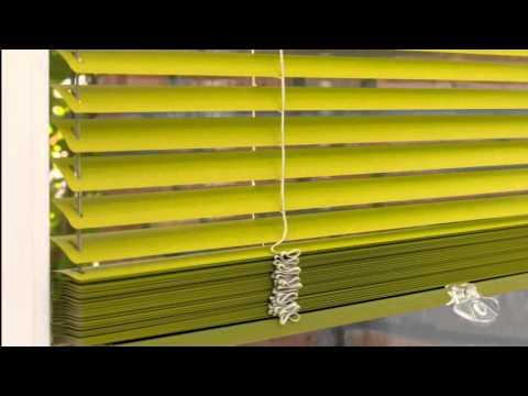 Video Horizontální žaluzie FLEXX LINE