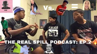 The Real Spill Podcast Tyler, The Creator IGOR review, Deshae Frost vs Golden Kye, NBA Youngboy