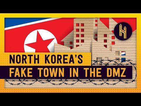 North Korea's Fake Town in the DMZ
