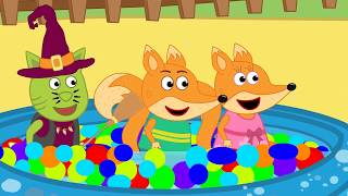 Fox Family Сartoon movie for kids #339