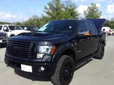"""sold. 2012 """"BLACK OPS"""" EDITION F-150 SUPERCREW FX4 4X4 FOR SALE CALL 888-439-8045 - YouTube"""