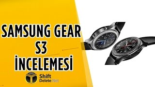 Samsung Gear S3 Frontier inceleme