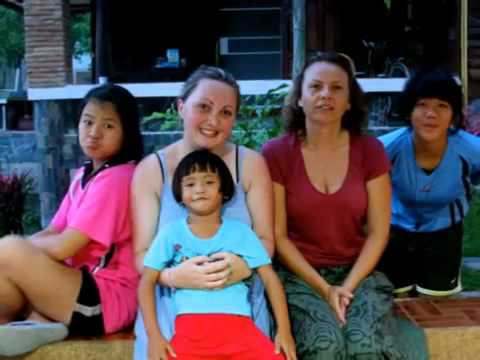 Providing Support To Victims Of Human Trafficking In Thailand
