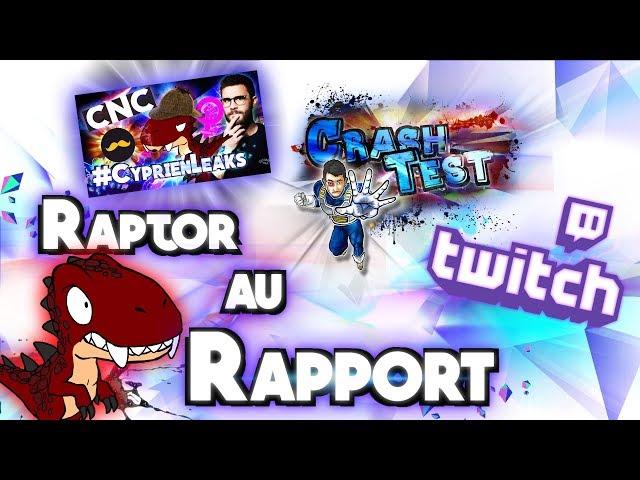 Arrêtez Tout, Cyprien Ma Rendu lArgent - Raptor au Rapport #6