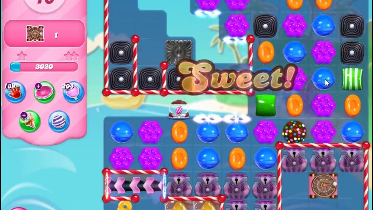 Candy Crush Anzahl Level