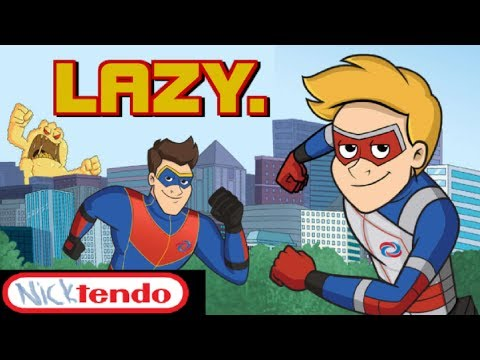 Nickelodeons Laziest Show The Adventures of Kid Danger Review
