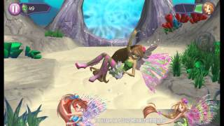Winx Club - The Mystery of the Abyss APP - Fairies Review!