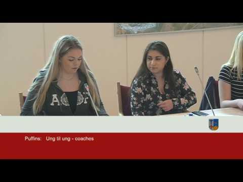 Ungebyrådsmøde 2017 - TV-Ishøj