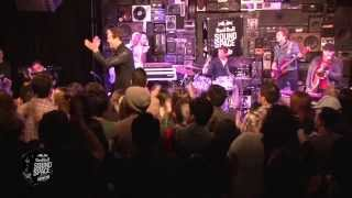 Fitz & The Tantrums - MoneyGrabber [In The Red Bull Sound Space at KROQ]