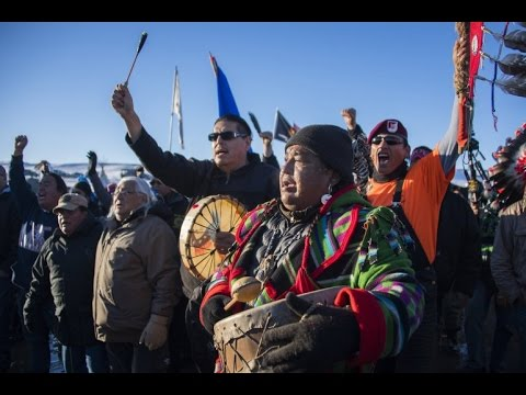 Army Corps Of Engineers Stop The Construction Of The North Dakota Access Pipeline