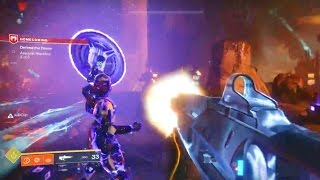 Destiny 2 gameplay 20+ minutes! (xbox one / ps4 / pc)
