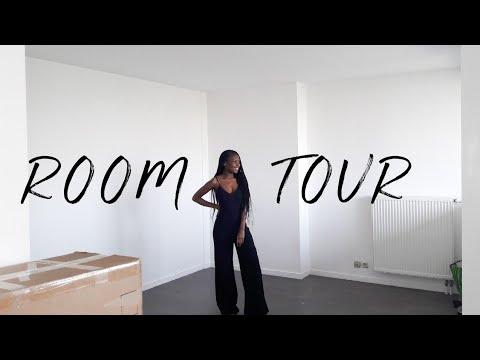ROOM TOUR   JE DÉMÉNAGE !!! ♡ (VLOG 1) JE VOUS MONTRE TOUT !