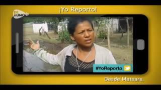 #YoReporto desde Ciudad Sandino: Vías en mal estado