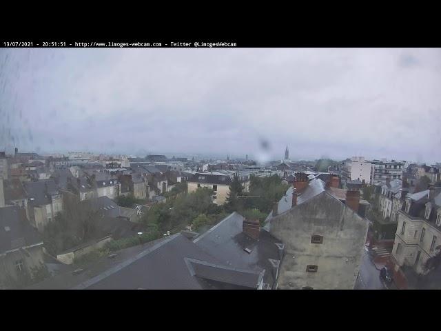 Webcam Limoges