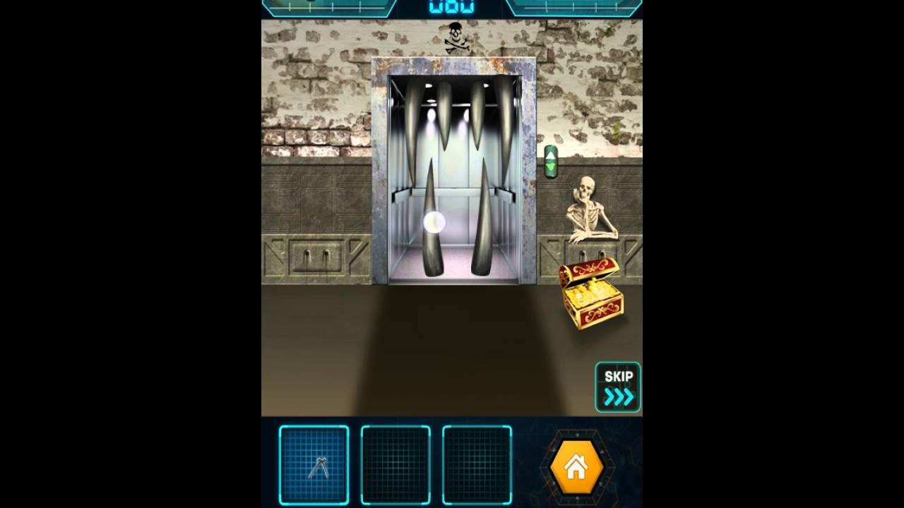100 Doors Spy Escape Level 60 Walkthrough Youtube