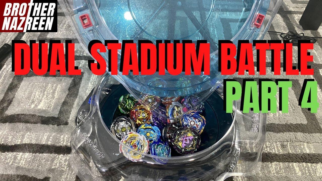 DUAL STADIUM BATTLE! | Battle Series #21