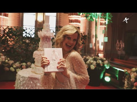 """250-people-celebrated-with-nadine-metgenberg-the-publication-of-her-book-""""the-wedding-book."""