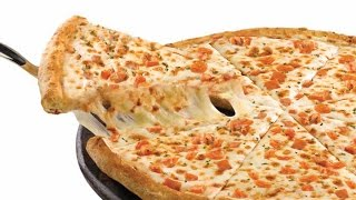 Papa John's Grilled Chicken Margherita Pizza Review