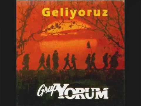 Grup YORUM - Haydi Tenruh (Haydi Gidelim)