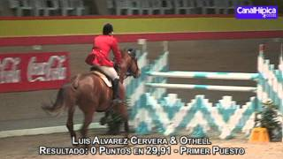 Luis Alvarez Cervera & Othell 13.11.11