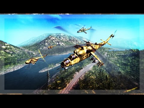 GOOD MORNING VIETNAM! (Heliborne Gameplay)