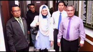Video Marshanda Lepas Jilbab
