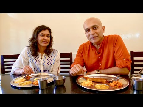 Exploring Traditions & Tasting The VEGETARIAN LUNCH THALI At Mavalli Tiffin Rooms   MTR   Bangalore