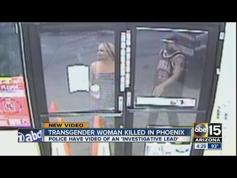 New video of person of interest after transgender woman killed
