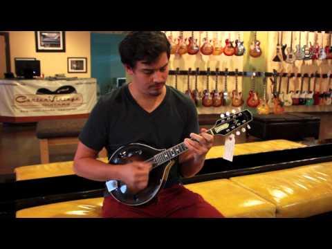 Carter Vintage Guitars - Wayne Henderson A-style Mandolin
