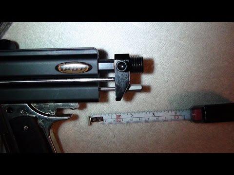 up a Pump Cocker Sniper /