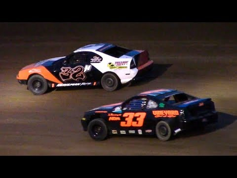 Mini Stock Feature | McKean County Family Raceway | 5-19-18