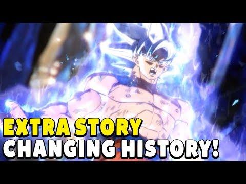 CHANGING HISTORY! Infinite History Extra Story BAD SIDE! | Dragon Ball Xenoverse 2 DLC 6