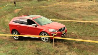 The New Volvo XC60: The Future Of Safety
