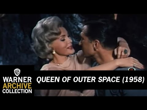 Queen Of Outer Space (Trailer)