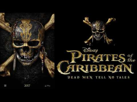 Pirates of the Caribbean 5 Soundtrack #1- Confidential Music-Raise the Steak
