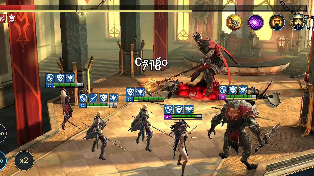 Raid Shadow Legends Hero Showcase Jarang lv 60 - YouTube