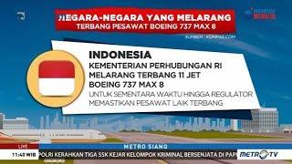 RI Melarang Boeing 737 Max 8 Terbang, Ini Dampaknya
