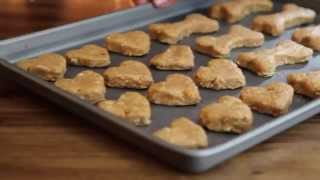 Homemade Dog Treats - How to Make Doggie Biscuits