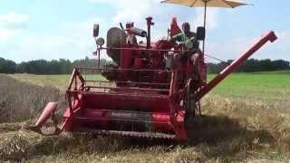DEN    ZEMĚDĚLCE   2014 -  kombajny a traktory
