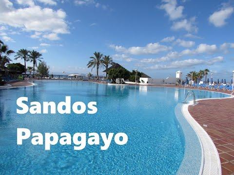 Sandos Papagayo HD  // Playa Blanca // Lanzarote // Royal Elite