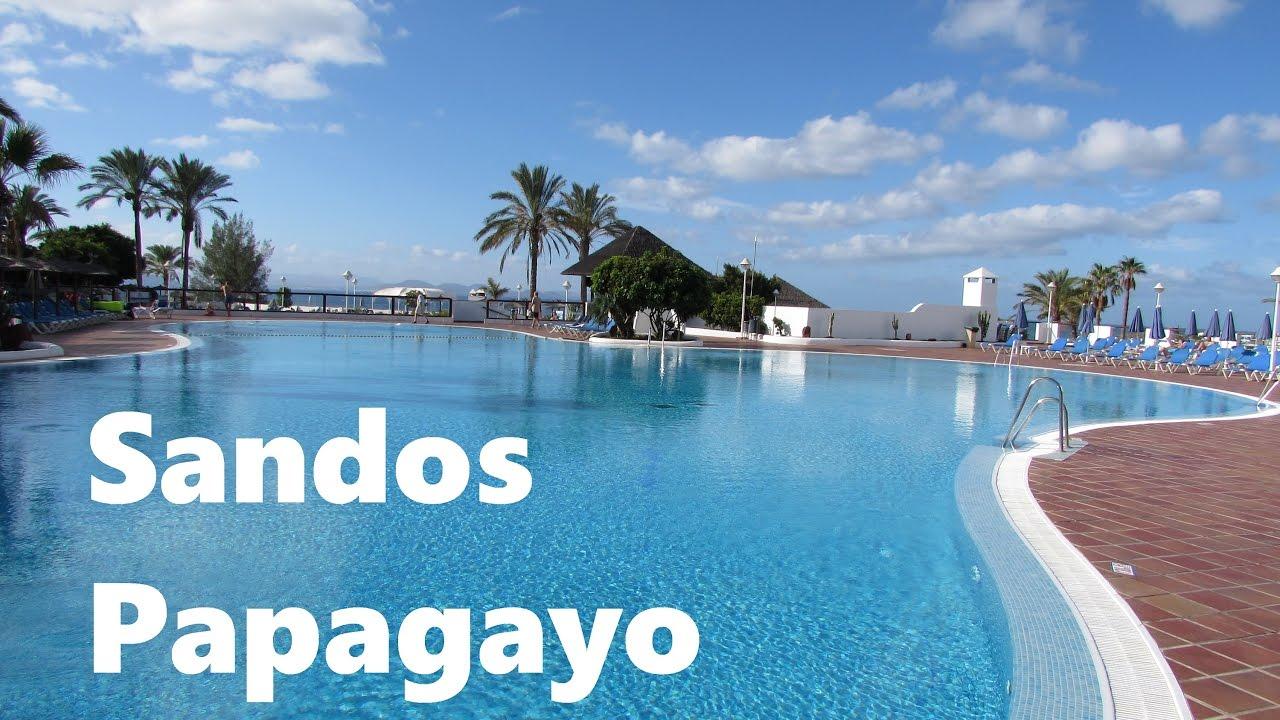 Sandos Papagayo Beach Resort Hotel Map%0A Sandos Papagayo HD    Playa Blanca    Lanzarote    Royal Elite