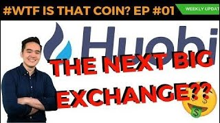 HUOBI TOKEN UNDERVALUED ???🕵️🔎 | #WTF is that Coin? EP #01