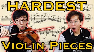 5 Most Difficult Violin Pieces