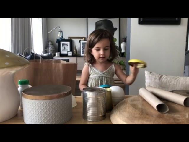 La Musique pendant le confinement - mars/juin 2020 - La Maison de L'Enfant