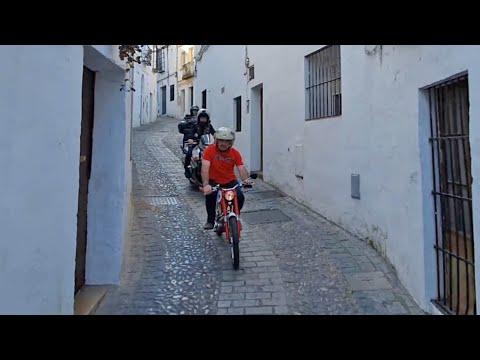 Salida Motera por Cádiz ciudad y Arcos de la Frontera en la Sierra gaditana